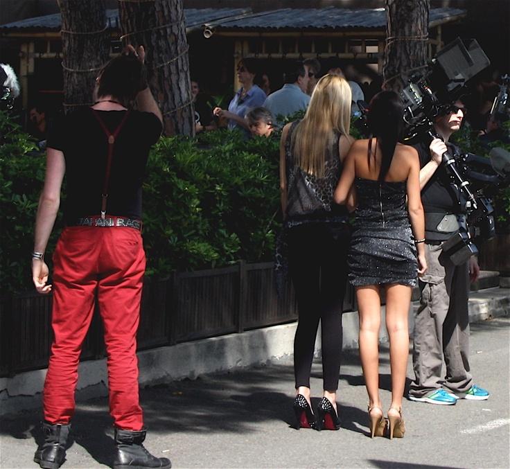 Photoshooting in Saint Tropez