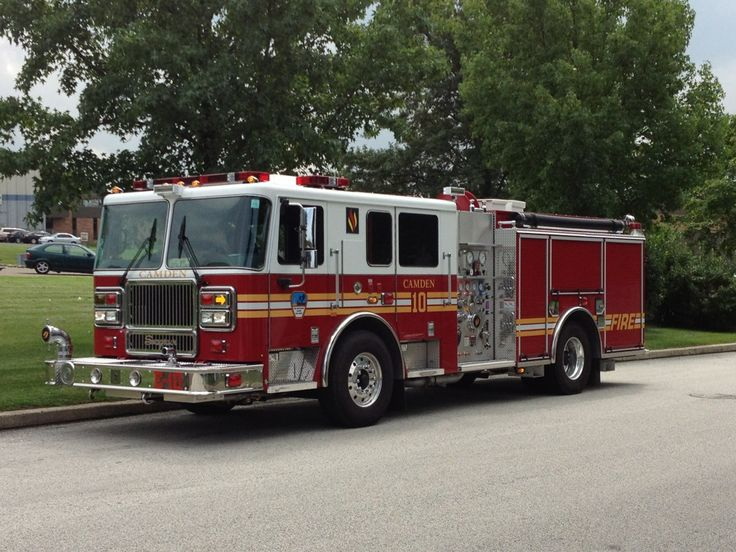 Download Pe Drawing Fire Department Emergency Vehicles