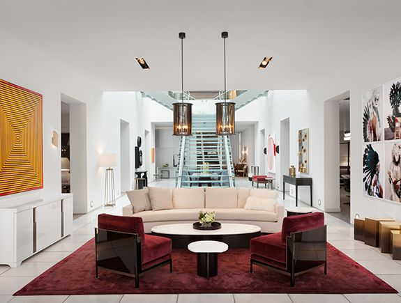 HOLLY HUNT #interiors, #home, #lamps | RED   COPPER | Pinterest | Holly Hunt,  Interiors And Living Rooms