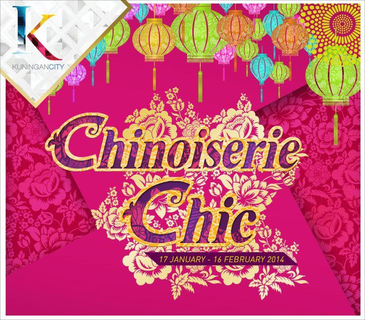 CHINOISERIE CHIC 17 January-16 February 2014