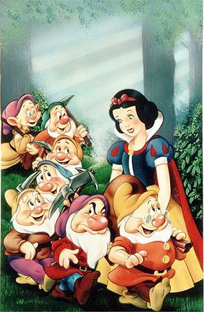 Still love. Snow White will always be around... this movie is a true classic. Even my grandsons like these old Disney movies.