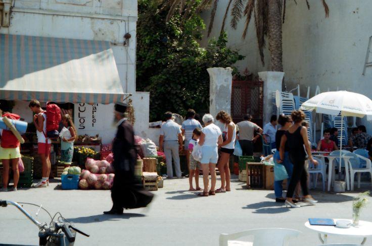 Naxos Town - 80s