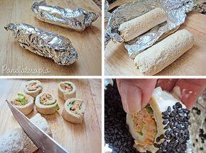 PANELATERAPIA - Blog de Culinária, Gastronomia e Receitas: Sushi p/ Quem Não Gosta de Sushi#.UxKOqoVMxQ0