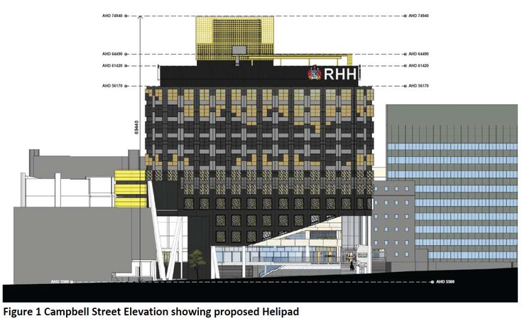 TAS / HOBART - #PROPOSED: Royal Hobart Hospital Redevelopment - 12st / 69m - Page 6 - SkyscraperCity