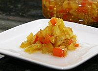 How to Make Classic Chow-Chow (Southern Green Tomato Relish)