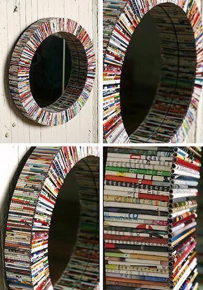 Vous avez plusieurs magazines et vous ne savez pas quoi faire avec? C'est simple, dans cet article, on vous propose des idées de recyclage de ces magazines, suivez nous, c'est impressionnant!