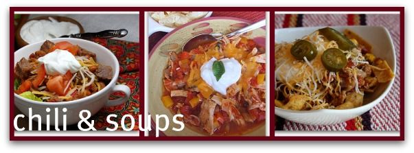 Super Bowl Chili Recipes