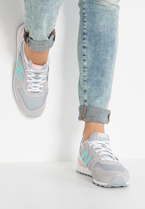 Chaussures New Balance WR996 - Baskets basses - silver gris: 110,00 € chez Zalando (au 11/11/16). Livraison et retours gratuits et service client gratuit au 0800 915 207.