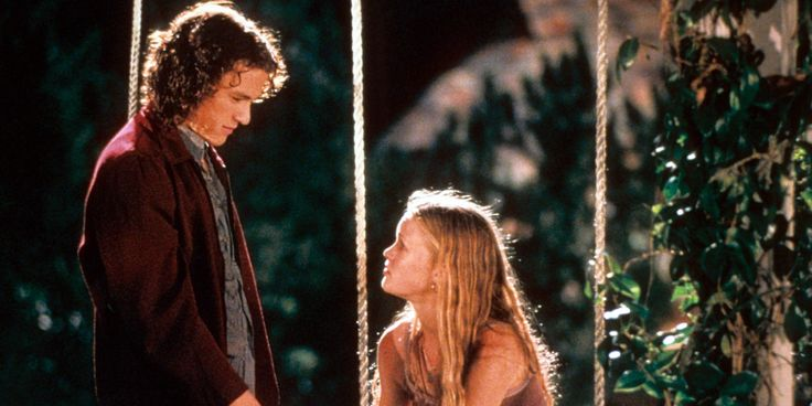 9 Movies You Didn't Know Were Based On Shakespeare Stories: Fav Movie, Favorite Booksmoviesshow, Awesome Movie, About You, Julia Stiles, Favourit Film, 10 Things, Ten Things, Heath Ledger
