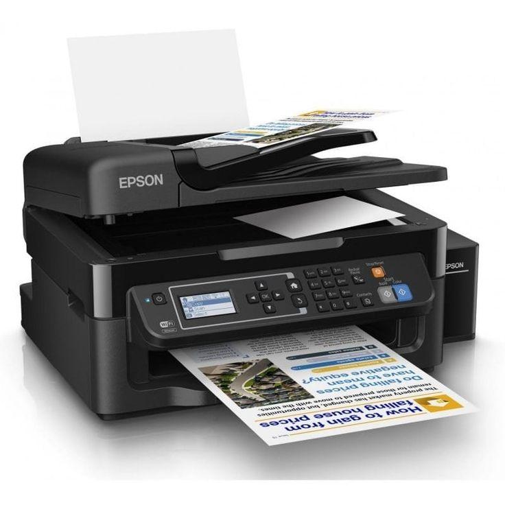 Epson l565 wifi allinone ink tank printer ink tank