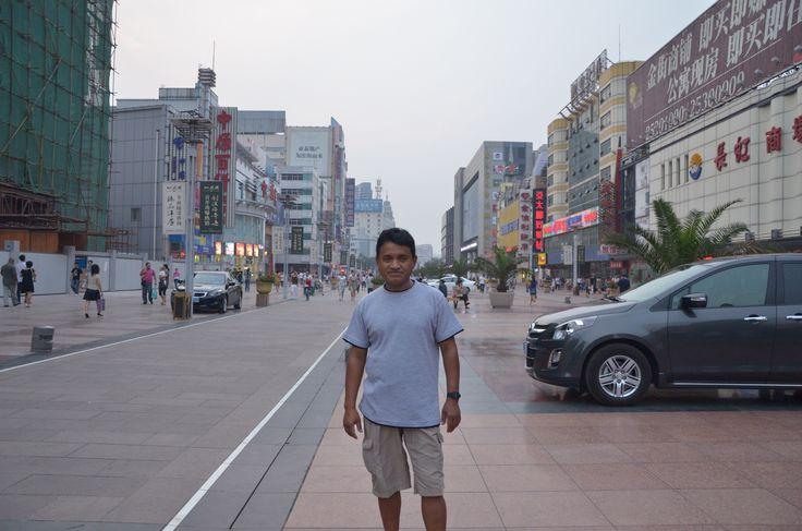 Street of Tianzin, China