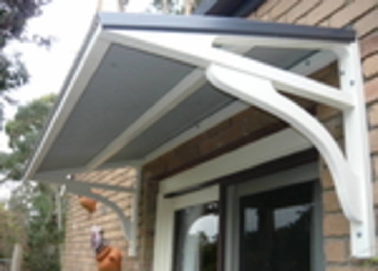 Marvelous DIY AWNING   We So Need An Awning Over Our Side Entry So We Donu0027t Get  Soaked While Fumbling For Keys In The Rain    Iu0027m Also Thinking This Could  Support A ...