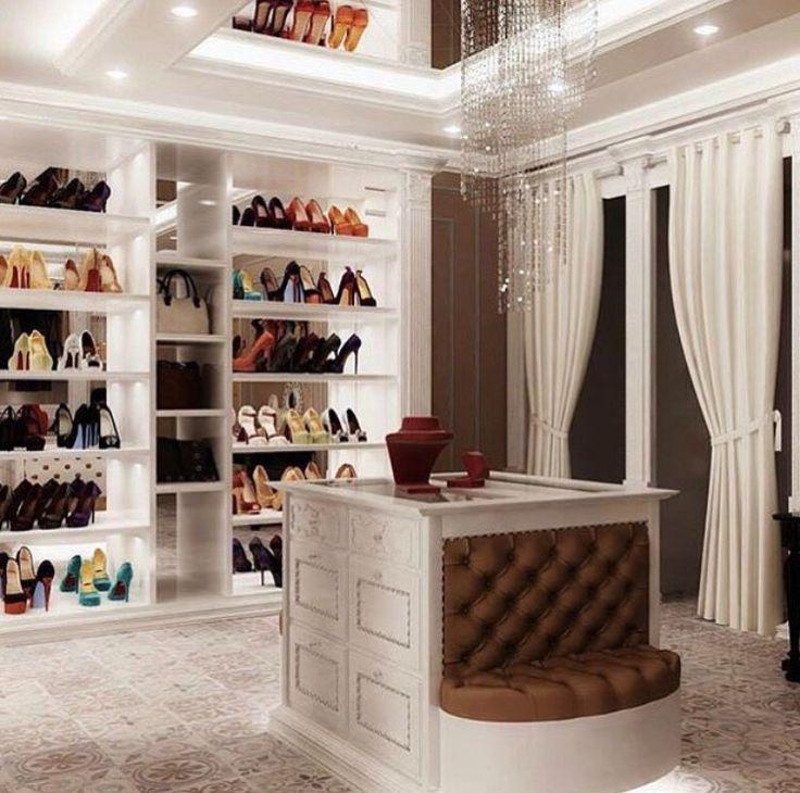 Luxury Master Closets 407 best extravagant closets images on pinterest | dresser, walk