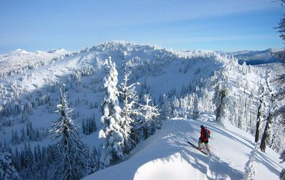 Brundage Mountain Snow Report