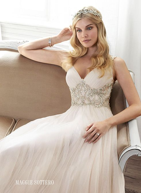 Available at Enchantment Bridal and Formal Gowns, 10 King Street West, Chatham Ontario Phyllis - by Maggie Sottero