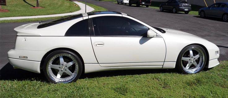 1991 Nissan 300 ZX Twin Turbo still wears its original paint