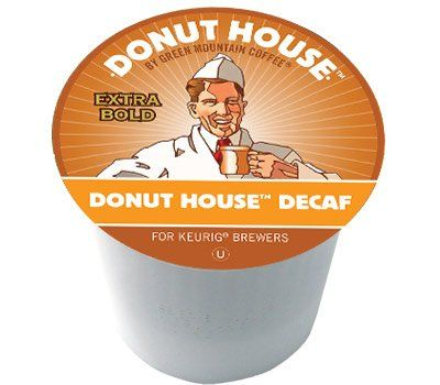Green Mountain Donut House Decaf #Coffee for #Keurig Brewers #K-Cups