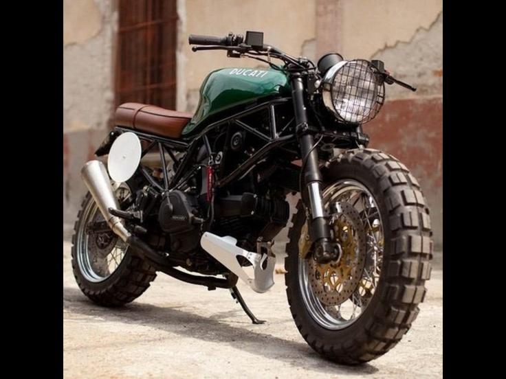 Sweet bike...