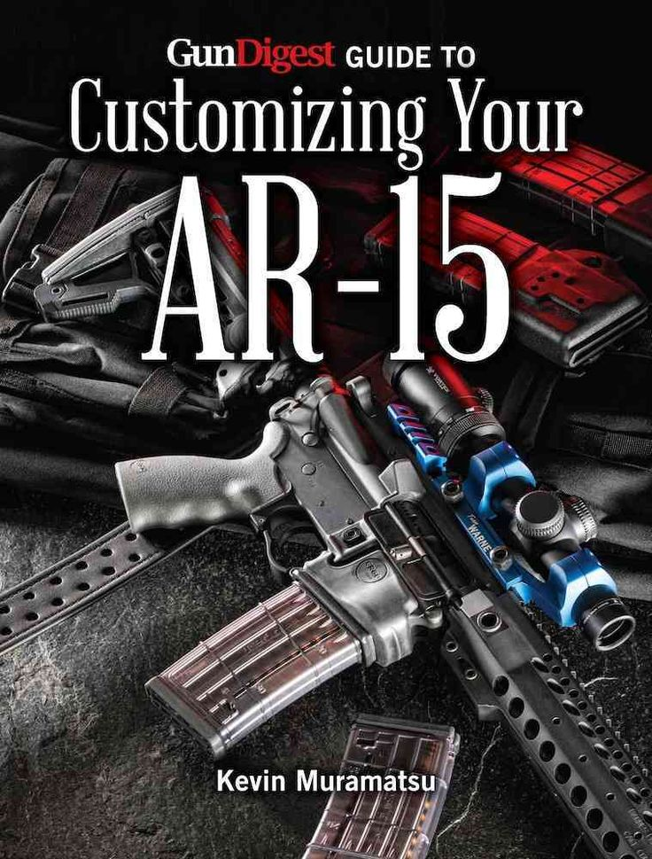 Whether for practical application or tricking out your gun, today's AR accessories are a world unto themselves. Gun Digest Guide to Customizing Your AR-15 examines the dizzying array of options and ma