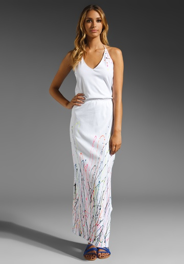 Foley + corinna maxi dress
