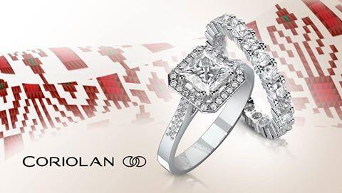 Coriolan Bijuterii Aur #diamonds #gold