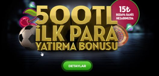 Türkiye'nin en güvenilir şans oyunlarının yer aldığı Bets10, son derece gelişmiş bir alt yapıyla hizmet vermektedir. Bahisten sanal sporlara, Casino oyunlarından pokere, Türk pokerinden canlı oyunlara kadar birbirinden farklı seçeneklerin yer aldığı sitede ayrıca kazı kazan ve tombala oyunları da sunulmaktadır. 40 yılı aşkın bir süredir en kaliteli bahis şirketlerinden biri olan Bets10, hizmet vermeye …