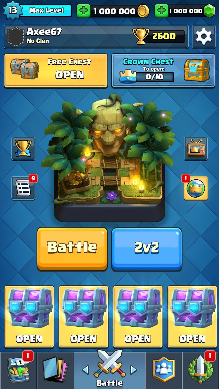 how to hack clash royale android