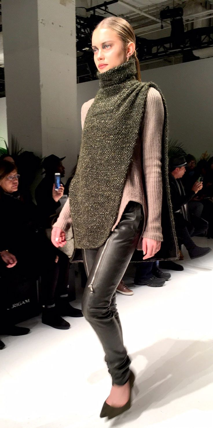 Karigam: New Fashion Week Favorite! - Lisa Robertson