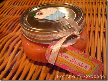 DIY Hand Scrub: Gift Ideas, Hands, Scrubs, Fun Gift, Teacher Gift, Hand Scrub, Christmas Gift