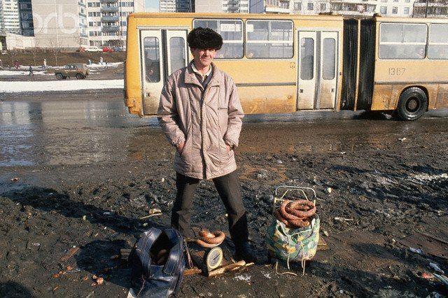 #oldman #postsoviet #ikarus #90s #bus