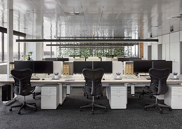 T d c pdg melbourne workspace design by studio tate décoration bureaubureauxentrepriseconception