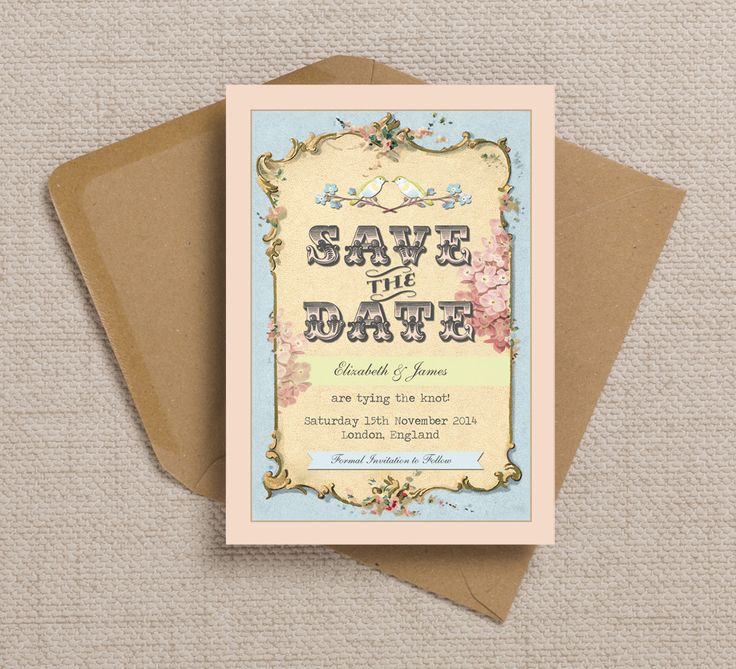 save the date wedding stationery uk%0A Gorgeous pastel Save the Date  instant printable  cards or magnets   Customise online