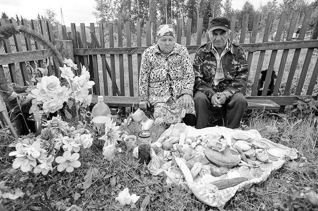 К пониманию русского. Мёртвые едят с нами - 14 Ноября 2015 - Merjamaa - Мерянское наследие России