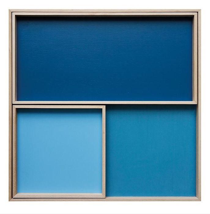 Nomess Copenhagen - DISPLAY TRAY BLUE (3-PACK) #inspirationdk #blue #blå