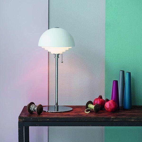 Motown bordlampe fra @herstaldesign er bare så stilig!