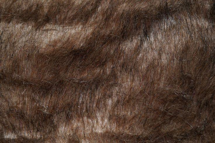 852-12 Bont bruin