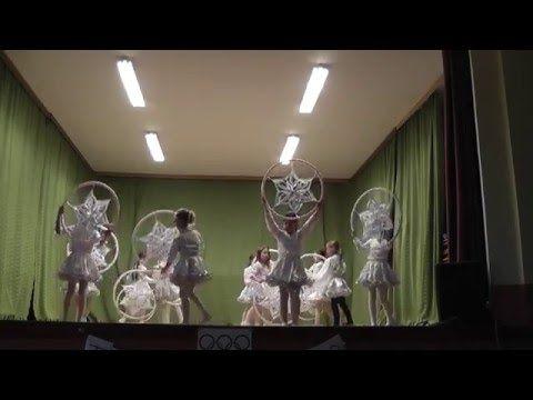 Óvoda Hópehely tánc - YouTube