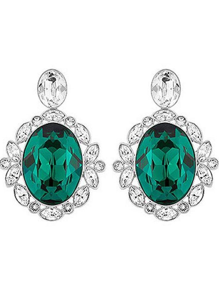 £79.00 - Swarovski Brazil Pierced Earrings