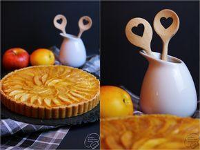 Wonder Wunderbare Küche: Französische Apfeltarte / Tarte aux pommes