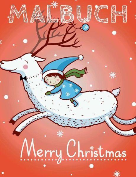 ?? Fröhliche Weihnachten Malbuch 7 Jahre ?? (Malbuch 7 Jährige): ?? Merry Christmas Coloring Book Ki