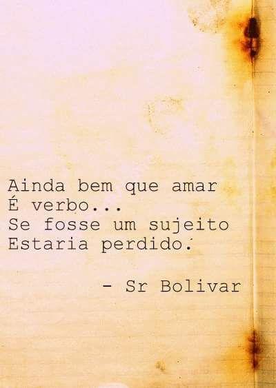 Sr Bolivar