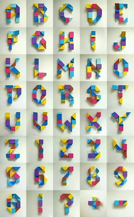 how to play with typography