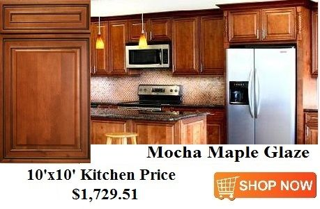 29 best images about 10x10 kitchen cabinet price examples for Cost to refurbish kitchen cabinets