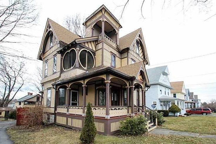286 best images about victorian and other beautiful homes for Custom victorian homes