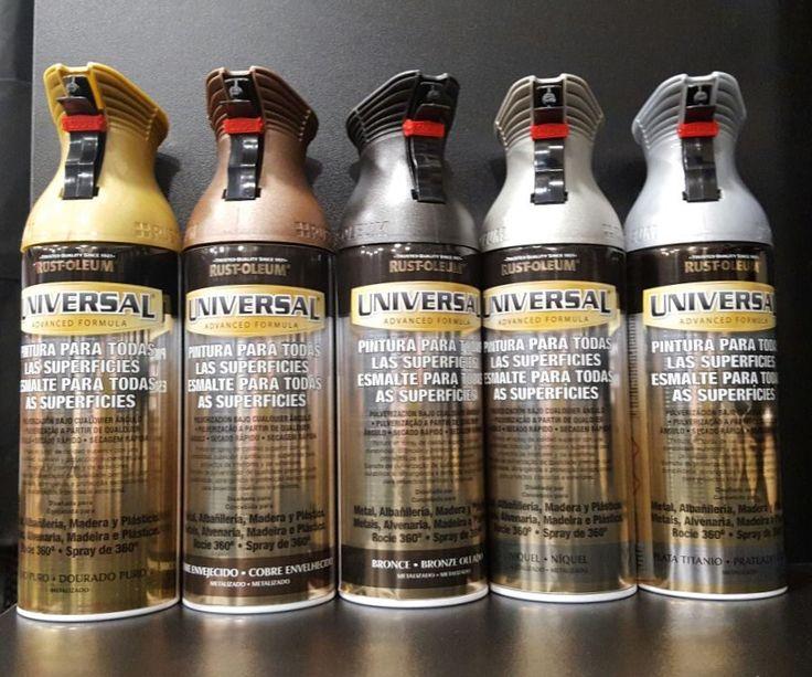 Pintura en spray Rust Oleum Universal