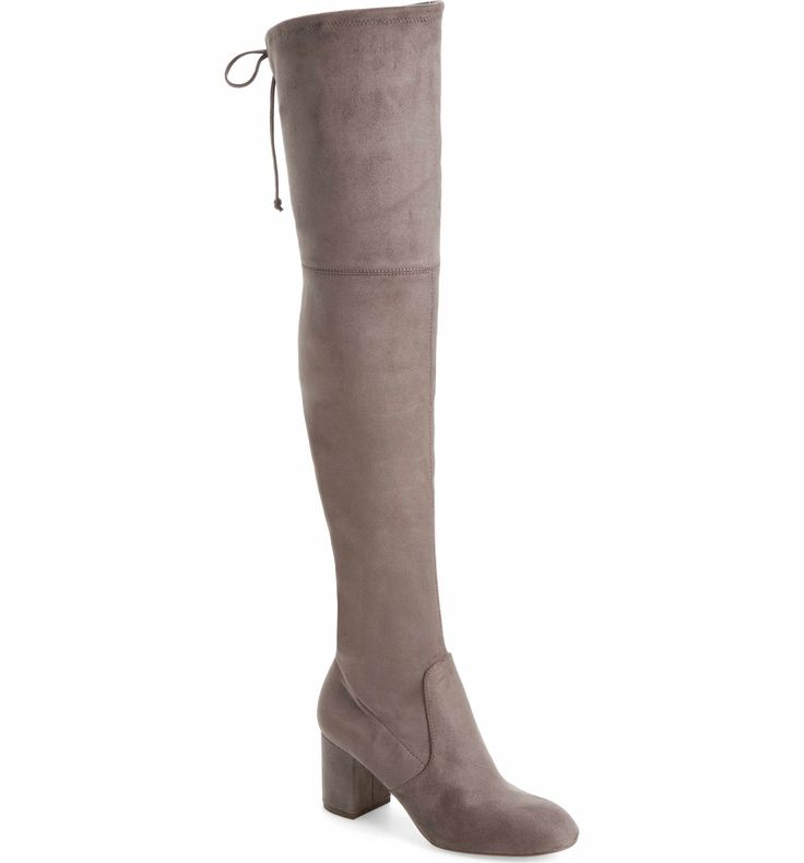 Main Image - Charles by Charles David Owen Over the Knee Boot (Women)
