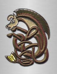 Image result for sea horse celtic