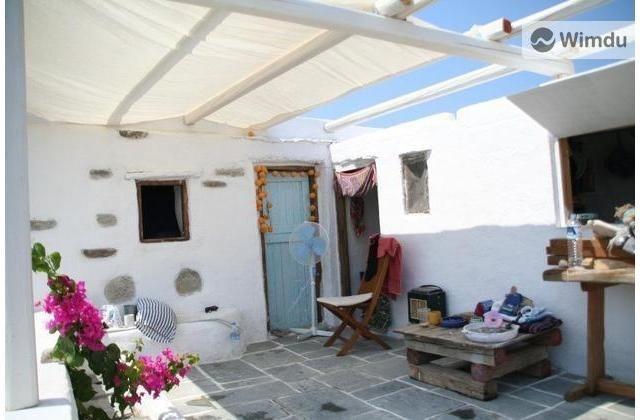 Grieks huis op Sifnos, Cycladen