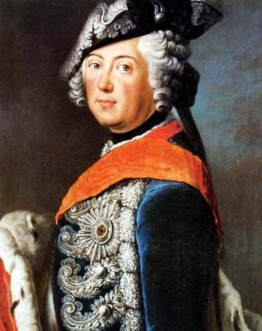 Quotes of Frederick II Prussia | Frederick II of Prussia - Antoine Pesne - WikiPaintings.org