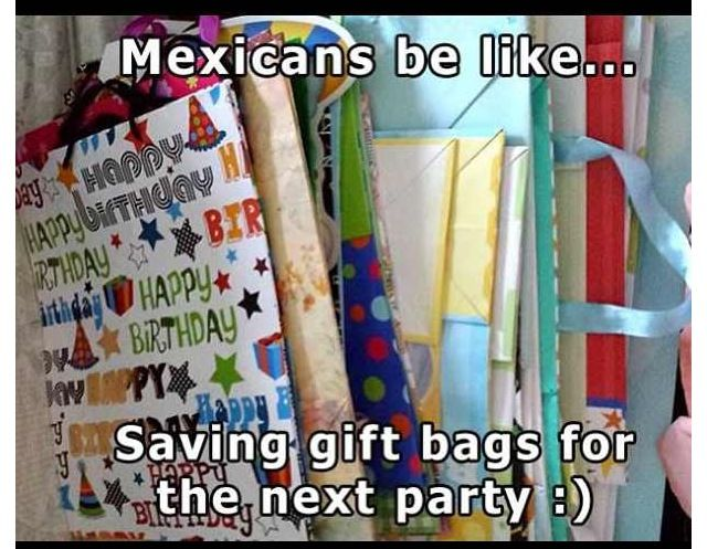Mexicans be like.. Lol